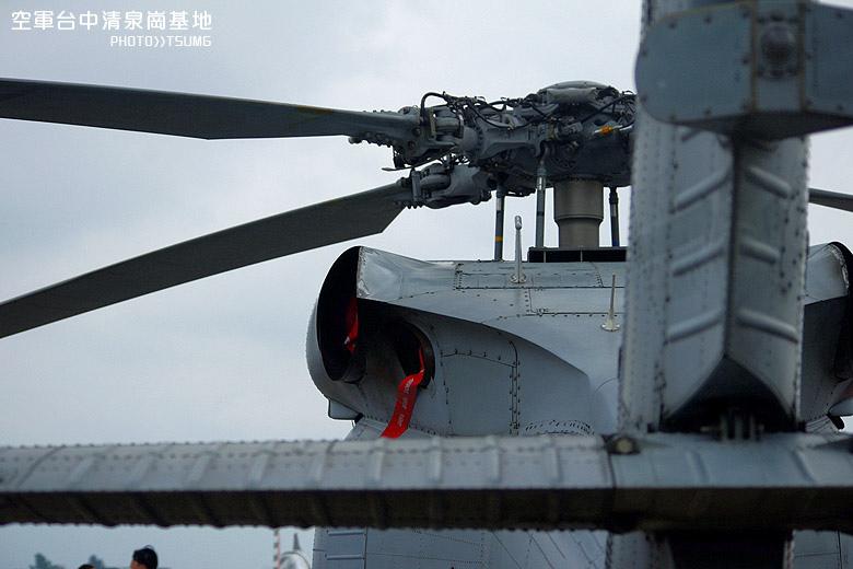 台中空軍清泉崗基地國防知性之旅