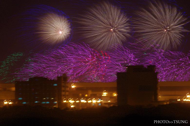 103年國慶焰火在臺中