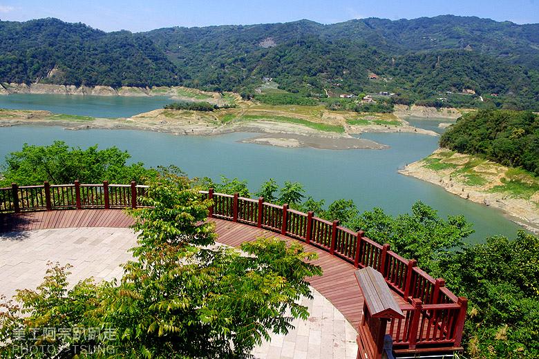 三義鄉鯉魚潭水庫