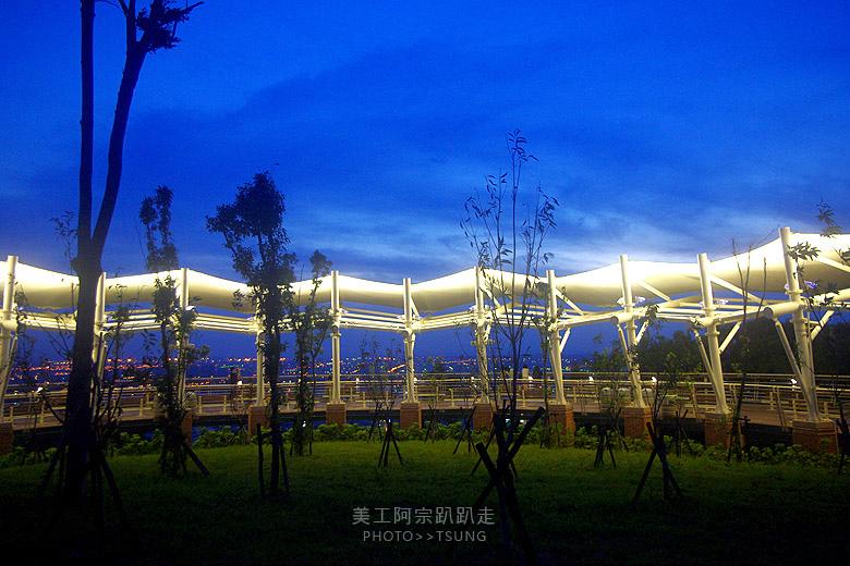 清水鰲峰山觀景台