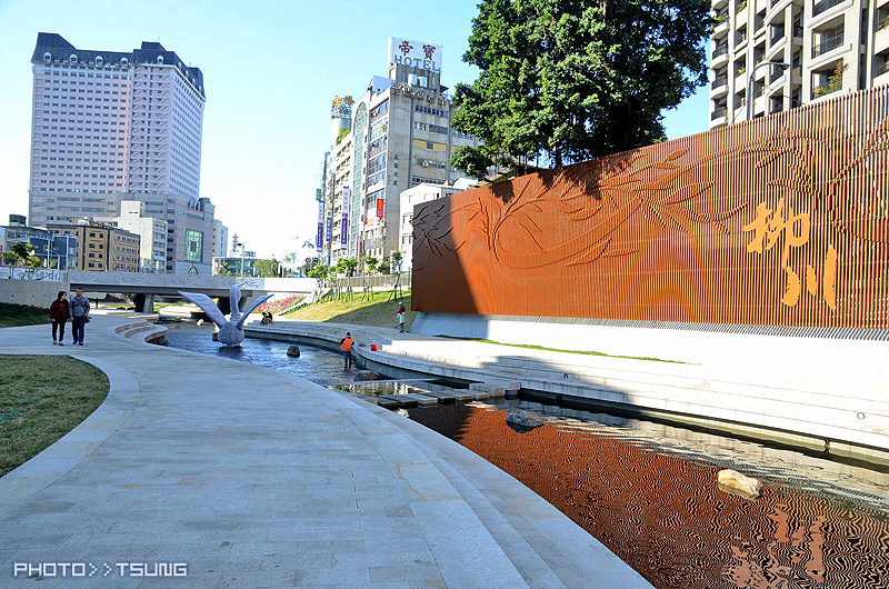 「小京都之河、風華再現」台中柳川