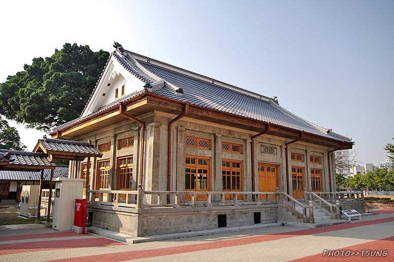 臺中刑務所演武場