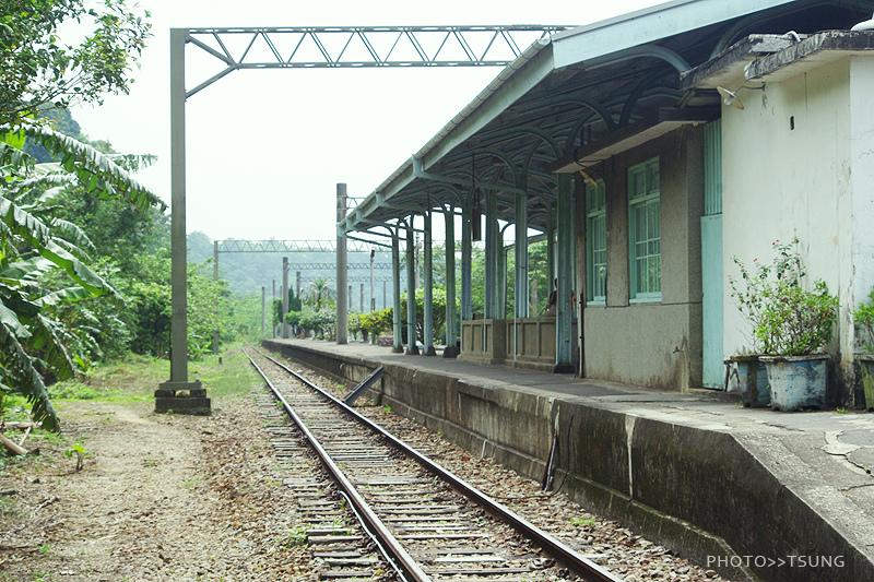 后里的舊泰安車站
