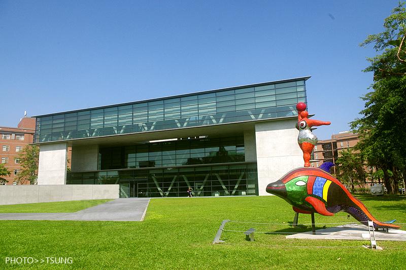 亞洲大學美術館