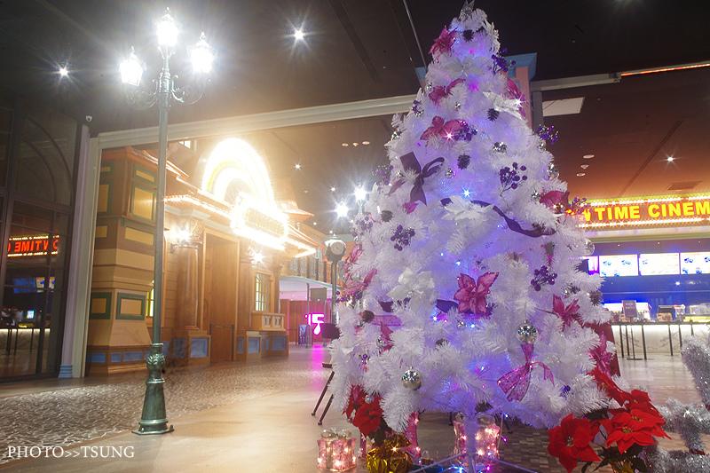 台中聖誕一條街