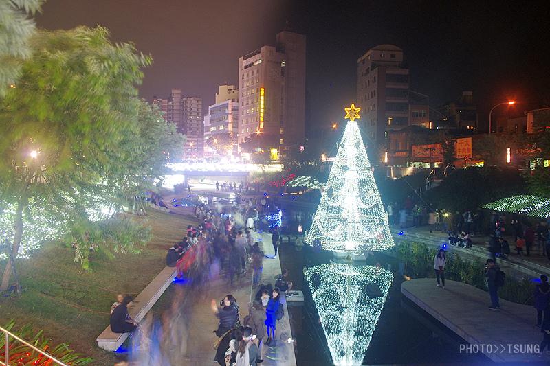 ★台中聖誕一條街★