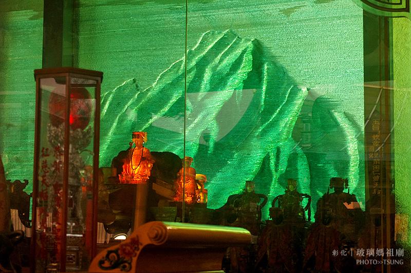 玻璃媽祖廟─台灣護聖宮