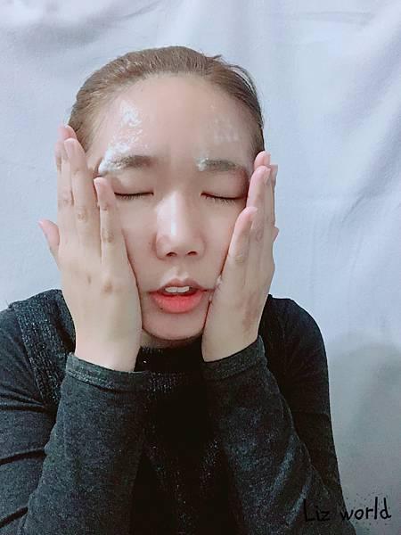 【日本進口】HADA NATURE 肌純極淨溫和碳酸洗卸泡泡