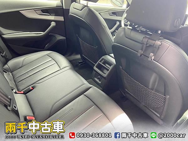 16年 Audi A4 Sedan 30_200716_4.jpg
