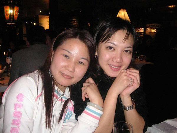 Joyce & Nikki