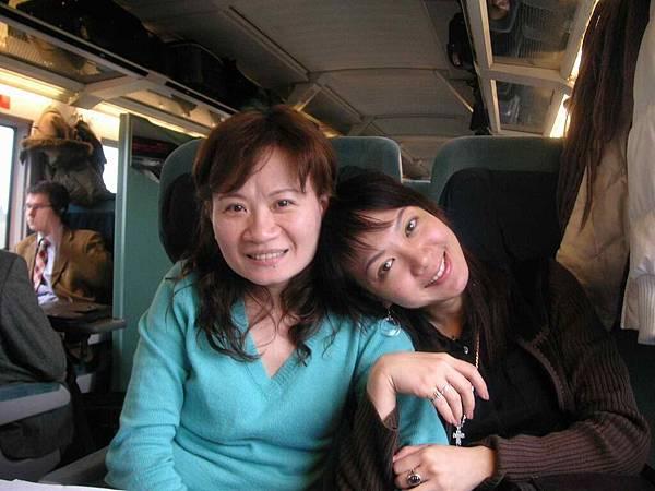With Tina