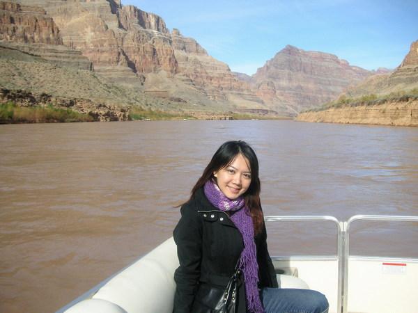 Grand Canyon 裡的風景