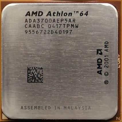 AMD Athlon 64 S754
