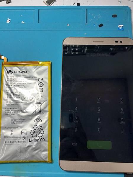 華為MediaPad X2 電池膨脹.jpg