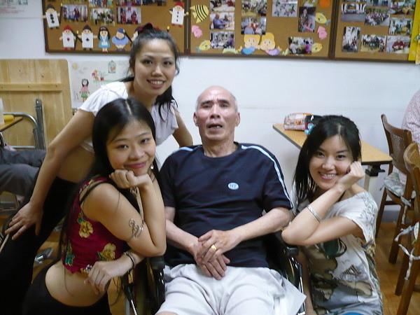 2008/7/1詳家老人養護所義演