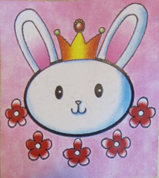 兔年燈籠設計