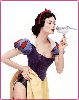 現代版的白雪公主