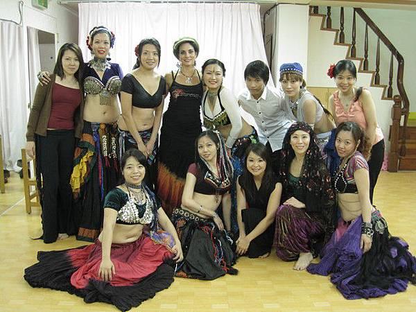 2008年小眼麗莎party活動