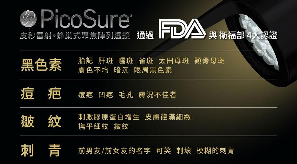 PicoSure皮秒雷射蜂巢透鏡755蜂巢皮秒雷射膠原蛋白FDA認證痘疤刺青黑色素斑點 (4).jpg