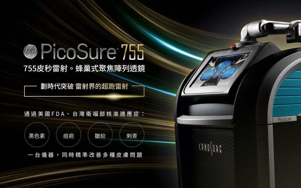 PicoSure755蜂巢皮秒雷射皮秒雷射蜂巢透鏡膠原蛋白除斑美白好膚質毛孔細紋凹疤美肌博士 (4).jpg