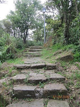 汐止大尖山登山步道