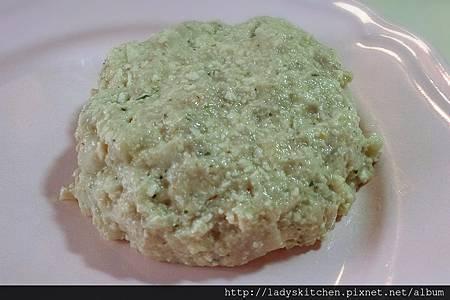 日式漢堡排佐菇菇醬