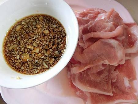 醬燒豬肉定食