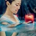 舞者與蘋果
