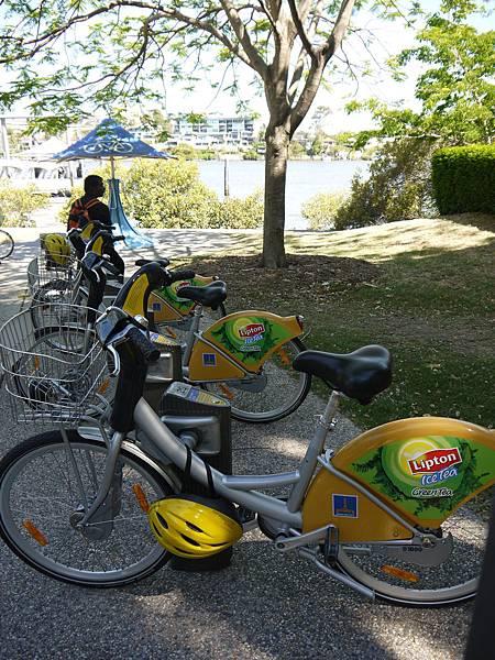 CityCycle公共腳踏車