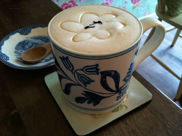 鍚蘭紅茶歐蕾