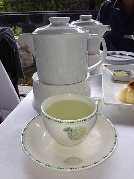 小茶哉堂桂花綠茶