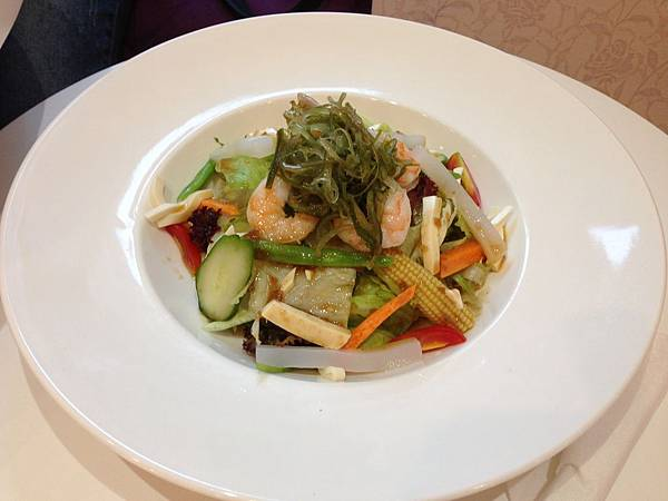 尼斯鮮蝦沙拉