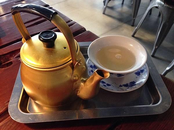 蜂蜜檸檬生薑茶