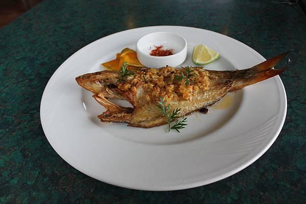 香烤海午魚