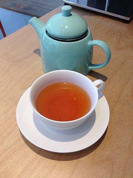 有機鍚蘭烏巴紅茶