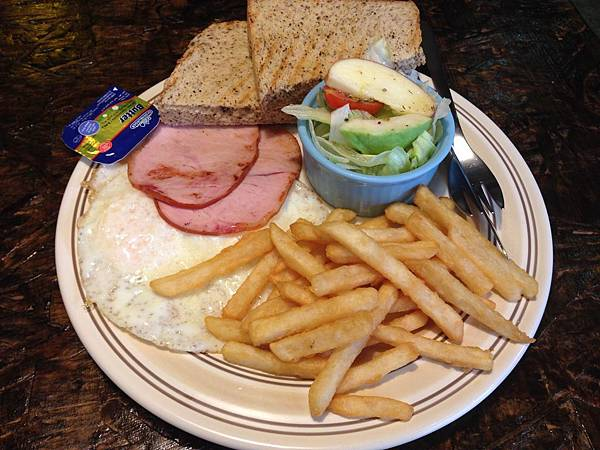 樂活早午餐