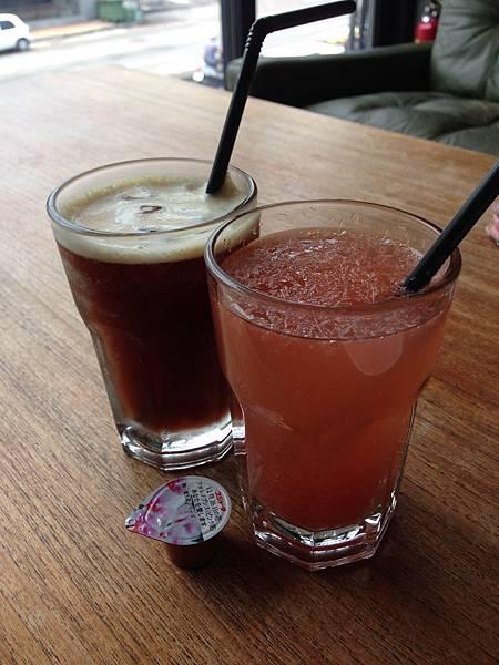 果汁&冰咖啡