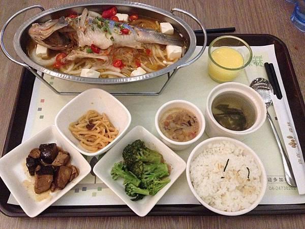 泰式檸檬魚煲餐