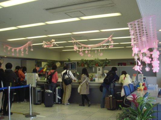 在這裏可以買Toroko電車的票以及換領JR關西鐵路四日券