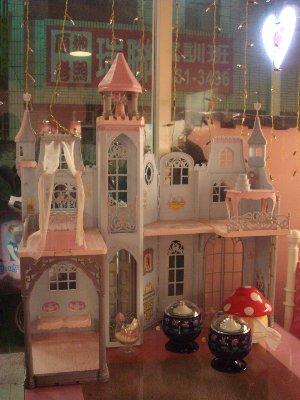 小布娃娃的浪漫城堡