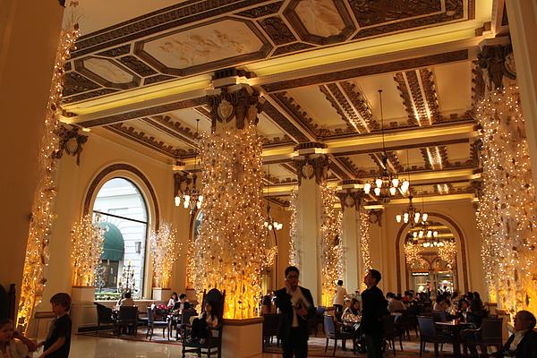 富麗堂皇的半島酒店