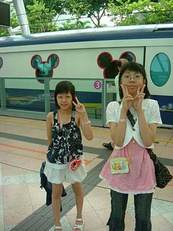 2006.8.21迪士尼我們來了