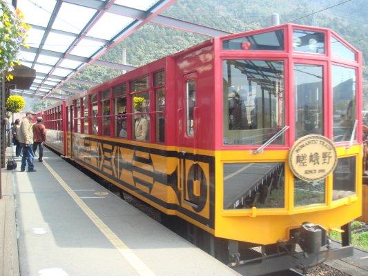 Toroko電車