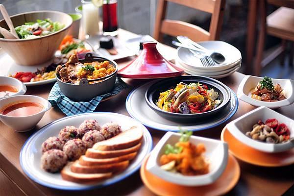 松鼠的盛宴4人分享餐$1580