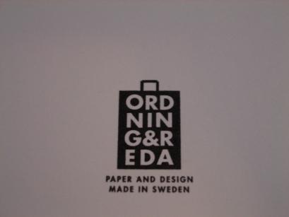 瑞典品牌Ordning&Reda