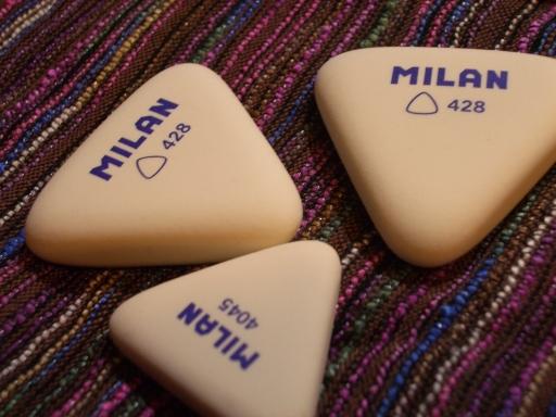 MILAN橡皮擦