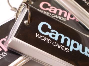 Campus生字卡