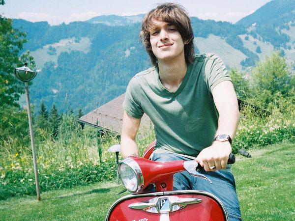 英倫美少年的摩托車日記