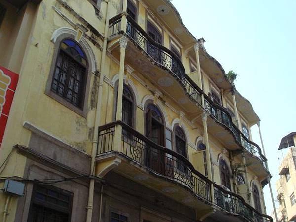 葡萄牙風格建築