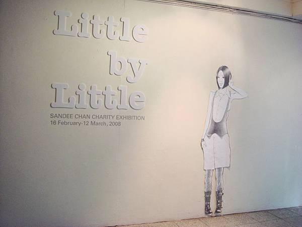 2008珊妮little by little慈善攝影展
